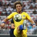 'He's a Fantastic Person': Luiz 'Happy' under new Chelsea Boss Sarri