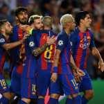 Messi Scores Hat-trick as Barca Defeats PSV 4-0