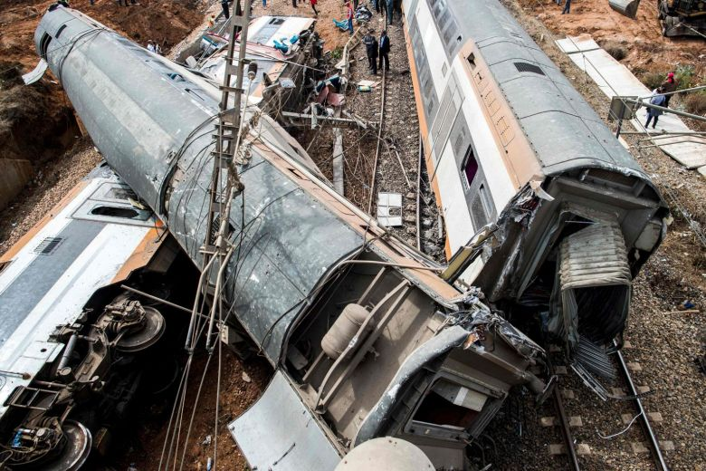 At least Six Dead in Morocco Train Crash: Details