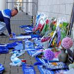 Fans Pay Tribute After Leicester City Helicopter Crash