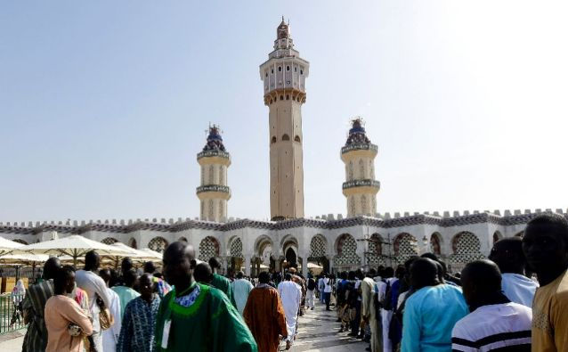 Huge Crowds Converge in Senegal's Holy City for Sufi pilgrimage