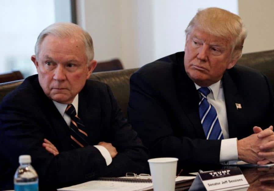 President Trump Says, Jeff Sessions Fired as Attorney-general
