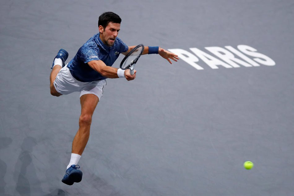 Novak to Reclaim World No 1 Ranking after Rafael Nadal Pulls out of Paris Masters
