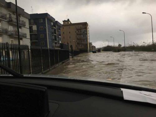 Ten Dead in Sicily Floods