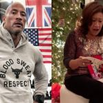 The Rock buys his mom a brand new home for Christmas (Video)
