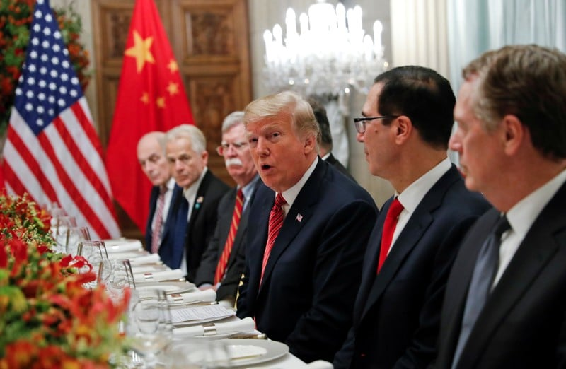 US Expects China to Slash Some Tariffs 'Immediately'