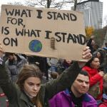 Belgium Climate Protests: Children skip school to demonstrate