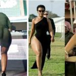 'I'm Not Scared of Death' says pantless dancer, Zodwa Buys Coffin Ahead Of Her Death (Photos)