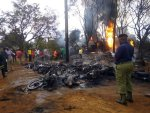 Sad - At least 57 people burned to death after fuel tanker explosion in Tanzania