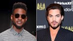 Usher and Adam Lambert among celebrities 'burgled in $500,000 scam' in LA
