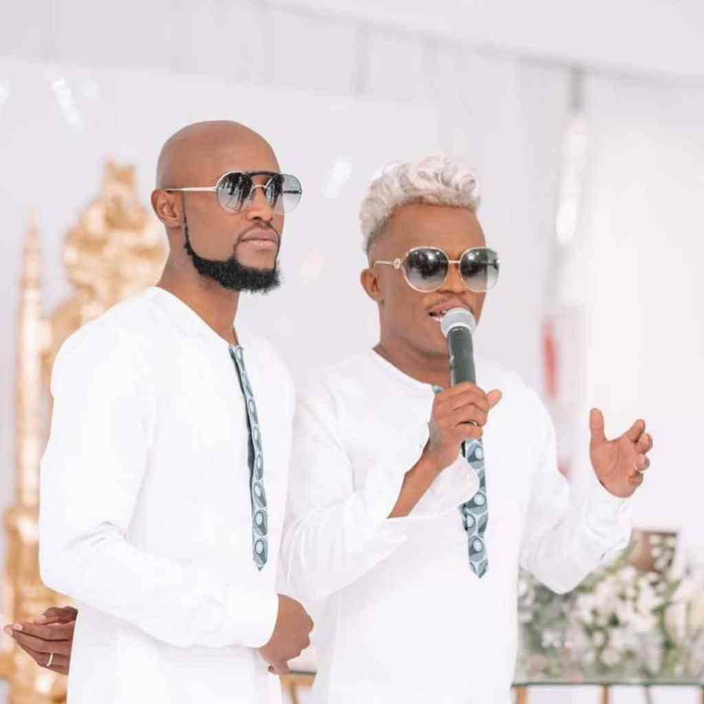 South African Gay MeSouth Africa gay personality Shares Photos From His Traditional Wedding