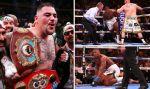Anthony Joshua vs Andy Ruiz: Joshua vows to regain his titles in Saudi Arabia