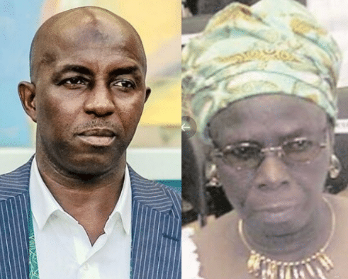 Ex Super Eagles Coach, Samson Siasia's Mum Set Free After 75 Days In Captivity