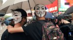 Thousands protest in Hong Kong as court rejects mask ban appeal