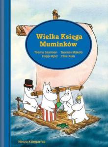 Wielka księga Muminków #TataMariusz; Fot. w.bibliotece.pl
