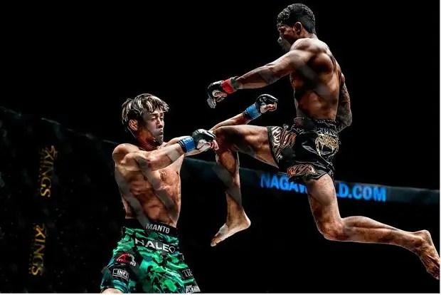 Adriano Moraes vai em busca do cinturão linear peso-mosca do One Championship (Foto One FC)