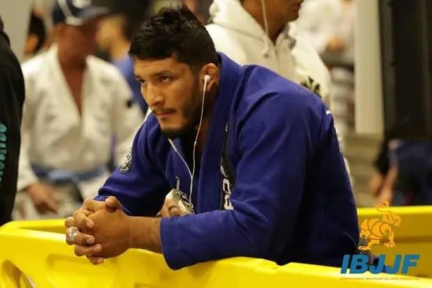 Lucas Hulk é um dos grandes favoritos ao título do Americano Nacional de Jiu-Jitsu (Foto IBJJF)