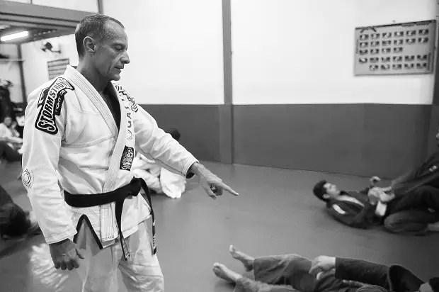 Em seu novo artigo, Luiz Dias fala sobre o Jiu-Jitsu Old School (Foto: Divulgação)