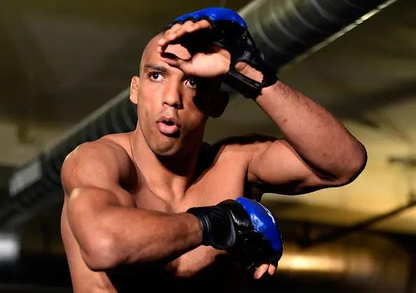 Barboza sonha com uma futura disputa de cinturão na categoria peso-leve (Foto: Getty Images)