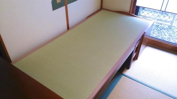 畳の再利用