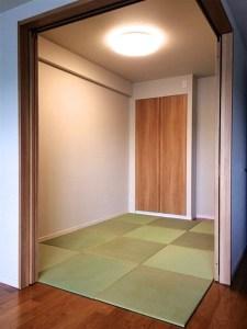 熊本産い草 曙表 麻糸 半畳12枚のお客様事例