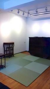 横浜市 フローリングに畳スペースを簡単DIY