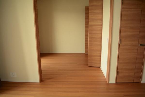 フローリングの部屋_1