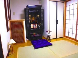 仏壇の間に畳はあった方がよい?