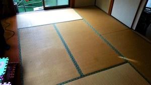 琉球畳でクラシックスタイルな和室から最新の和室にイメチェン完了です!