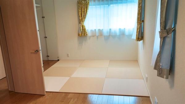 美草アイボリーの部屋3
