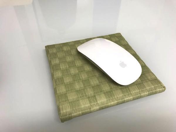 Magic-Mouseと畳