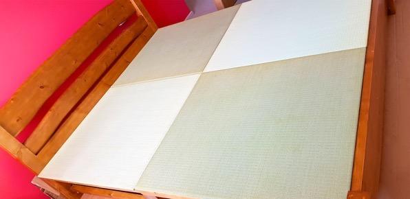 シンガポールの畳