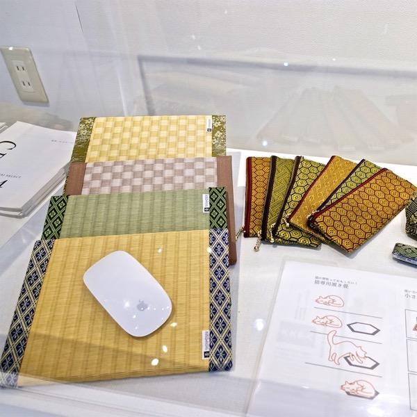 畳のマウスパッド