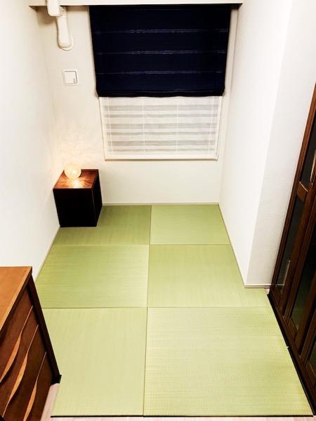 3畳の畳部屋