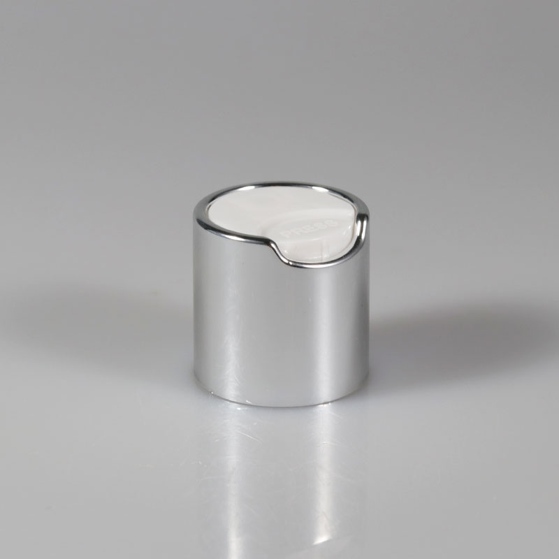 Dispensing Caps, Disc Top Cap With ABS Shell