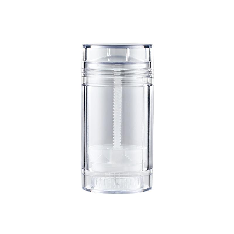 75g Facial Oil / Deodorant Containers, Twist Up Deodorant Tubes, Screw Caps  and Discs