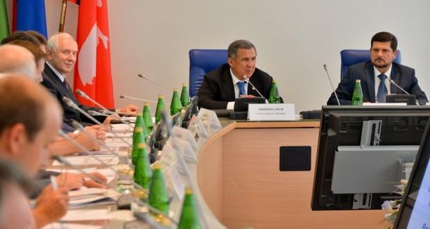 Волгоград өлкәсе татарлары белән очрашу