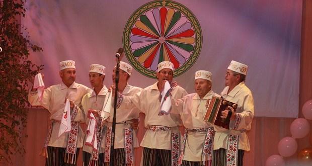 «Тугарак уен» — татарский хоровод
