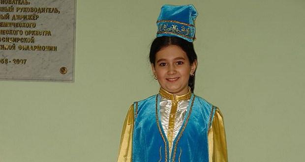 Татарская народная песня прозвучала со сцены Новосибирской государственной филармонии