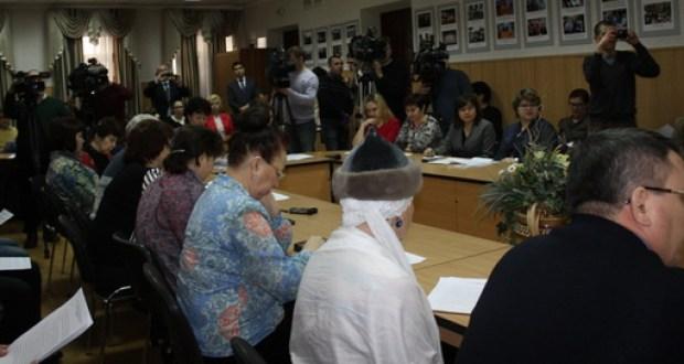 Бөтендөнья татар конгрессының Украина Кырым автоном республикасындагы вәзгыятькә карата  БЕЛДЕРҮЕ