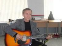 Ринад Хакимов – артист и композитор белорусского татаро-башкирского общества Чишма