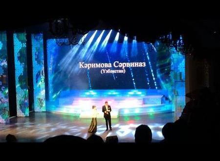 Татары Узбекистана достойно выступили на Международной Олимпиаде по татарскому языку