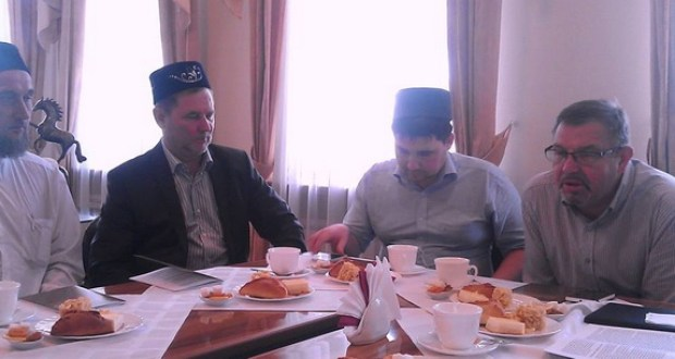 """The concept of """"Islam and the Tatar world"""""""