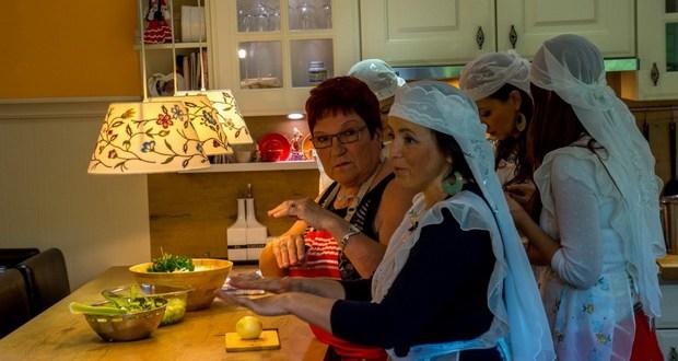 Мастер-класс бельгийских блюд для татарских женщин