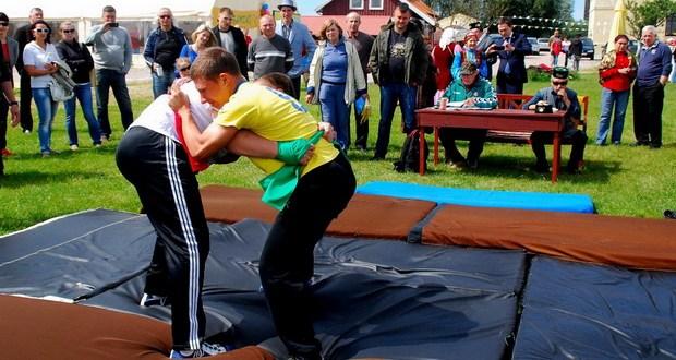 В Древерне состоялся татарский праздник Сабантуй