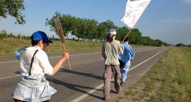 Участники Марша Мира и Согласия направились в Измаил