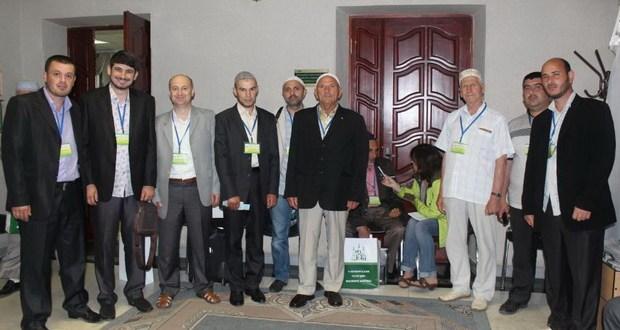 Фоторепортаж  с V Всероссийского Форума татарских религиозных деятелей «Национальная самобытность и религия»