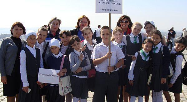 Новости Национальной татарской гимназии г.Саратова