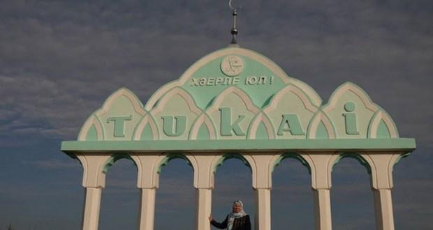 Өлге булырлык татар авылларында…