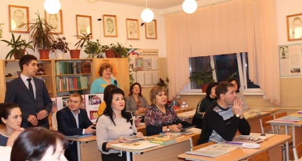 Делегация Татарстана посетила школы Уфы